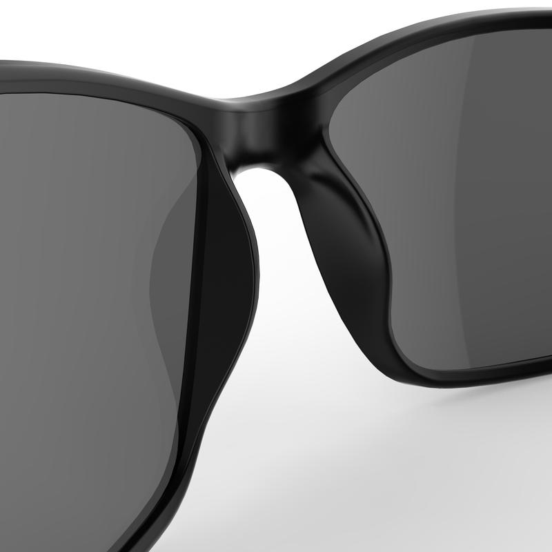 Hiking Sunglasses MH120 Category 3 - Black