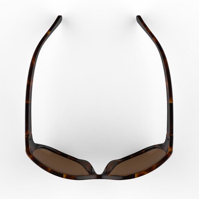 Gafas de sol de senderismo mujer MH530W marrón categoría 3