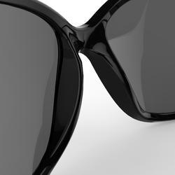 Gafas de sol de senderismo mujer MH530W negro polarizadas categoría 3