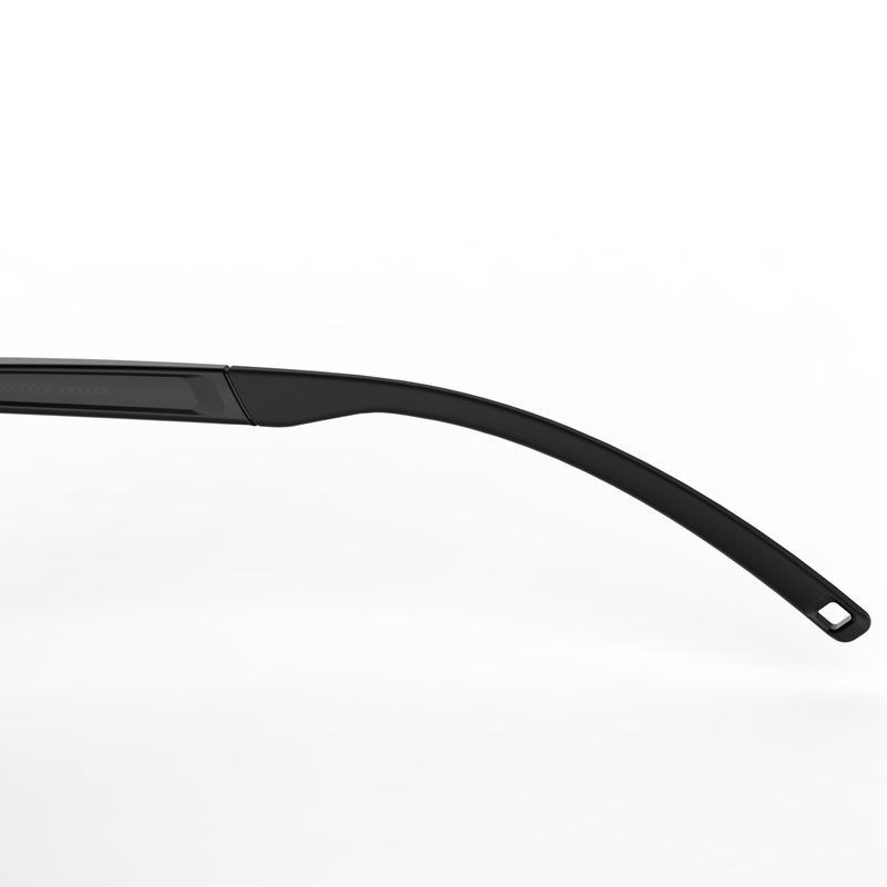 แว่นกันแดดประเภท 3 สำหรับผู้ใหญ่เพื่อการเดินป่ารุ่น MH 120 (สีดำ)