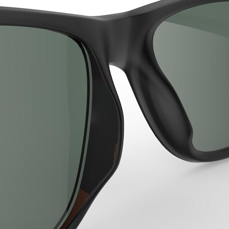 MH 540 Category 3 Polarising Hiking Sunglasses - Grey and Green
