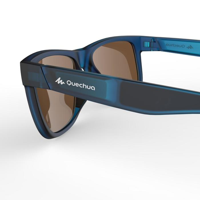 Sonnenbrille Sportbrille MH140 Kategorie3 Erwachsene blau