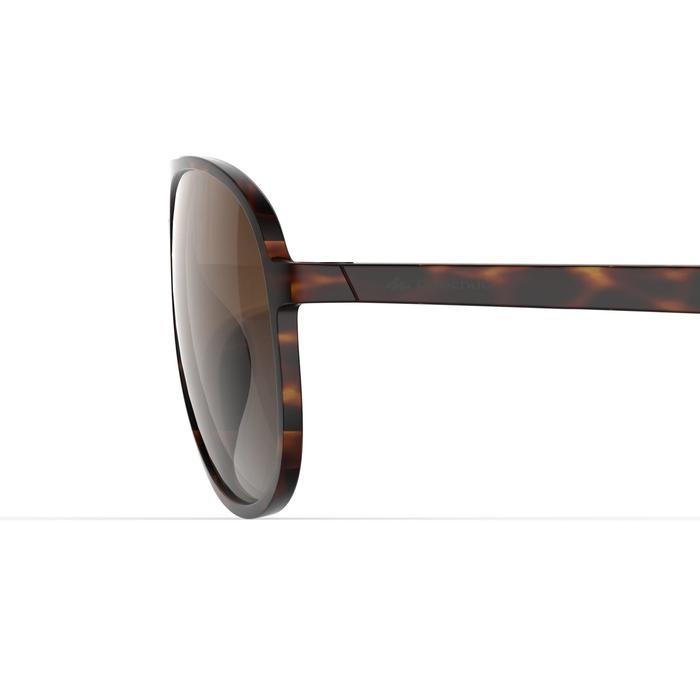 Lunettes de soleil de randonnée MH 500 marron verres dégradés catégorie 2