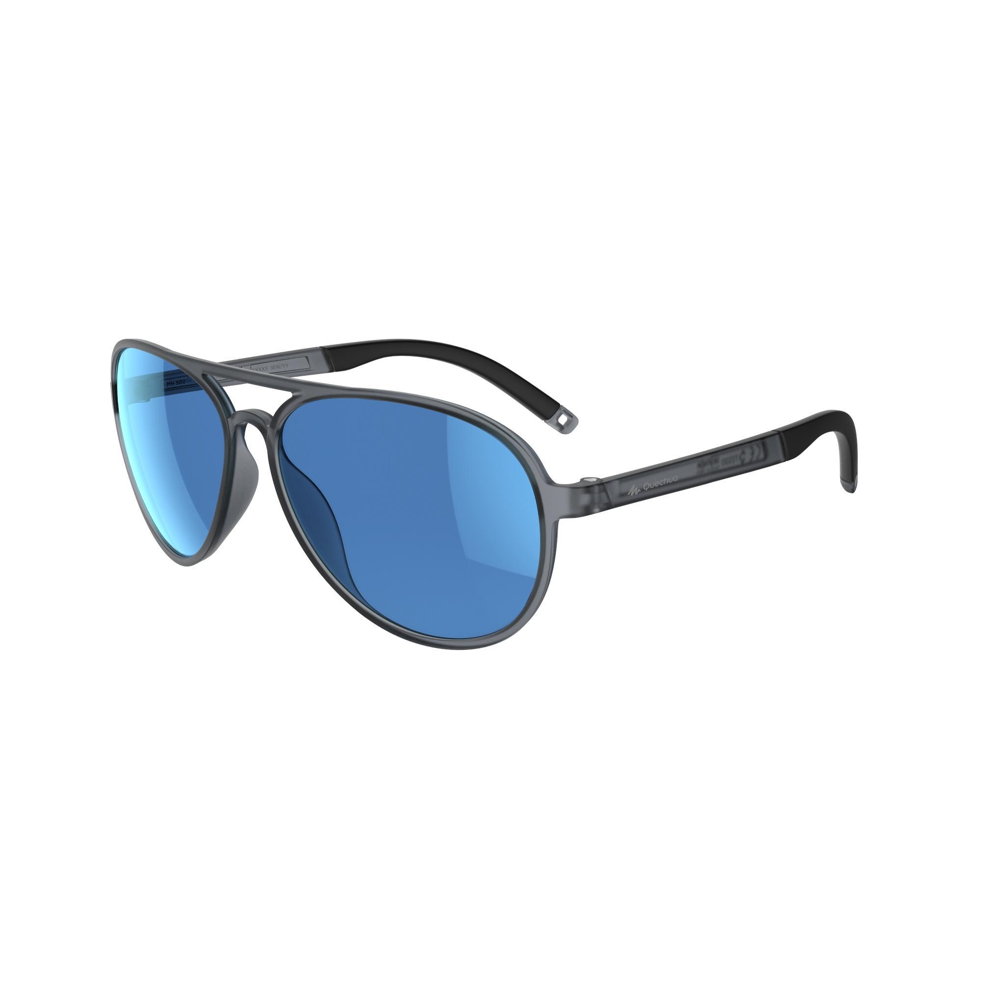 Sunglasses Category 3polarizedBlackamp; Blue Mh500 Hiking H9bD2WYeEI