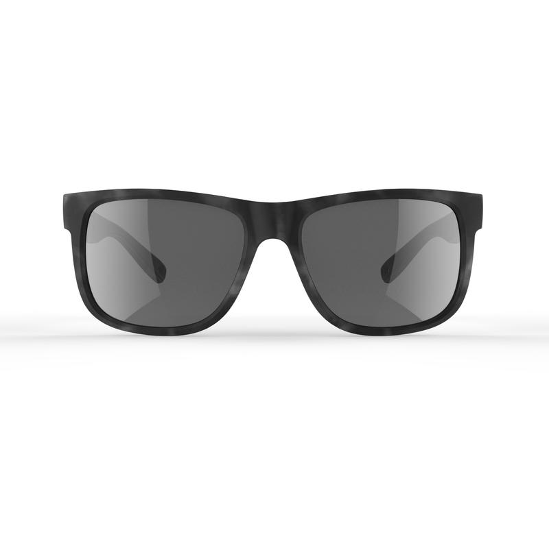 Hiking Sunglasses MH140 Category 3 - Grey