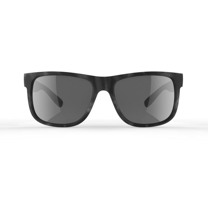 成人款健行太陽眼鏡(濾鏡分類3)MH140 -黑色
