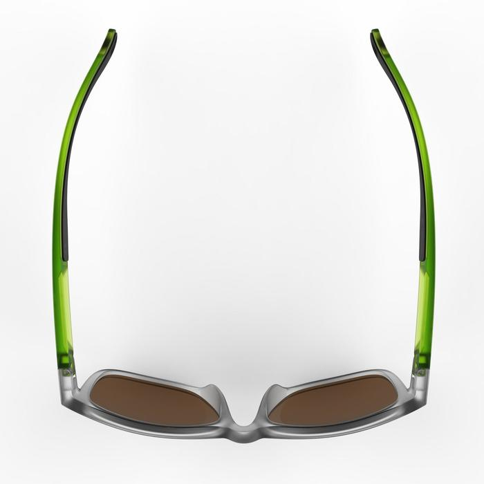 Sonnenbrille MH540 Kategorie3 Erwachsene grün transparent