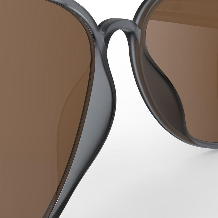 MH120A Cat3 Hiking Sunglasses - Black & Pink