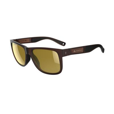 MH140 Polarised Category 3 Hiking Sunglasses - Brown