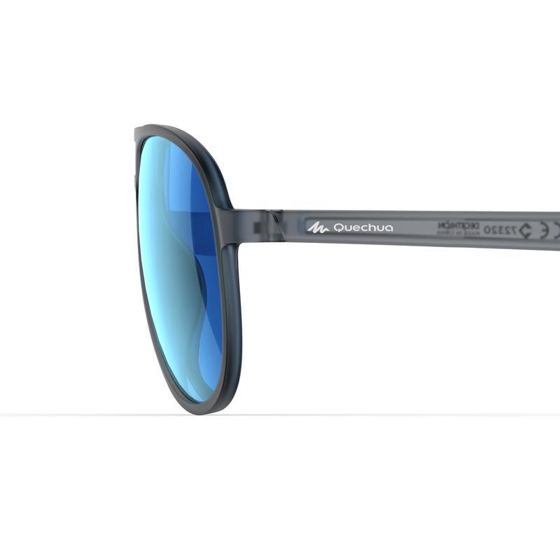 Adult's Mountain Hiking Sunglasses - MH120 - Polarized Category 3