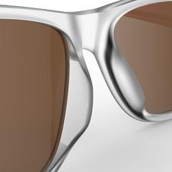 Sonnenbrille Sportbrille MH140 Kategorie3 Erwachsene transparent/rosa