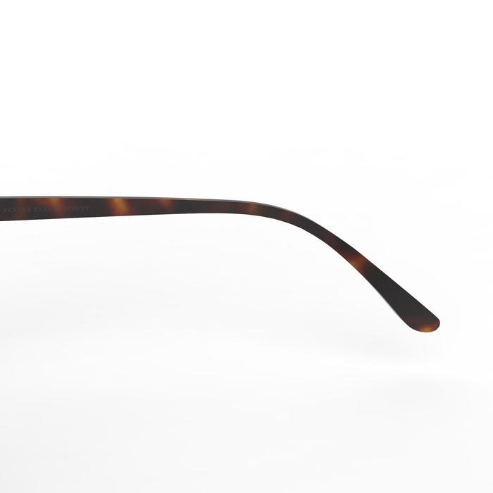 Sonnenbrille Sportbrille MH160 Kat.3 Erwachsene braun/blau