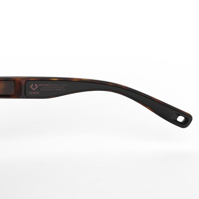 Zonnebril MH 540 SMALL bruin polariserend categorie 3