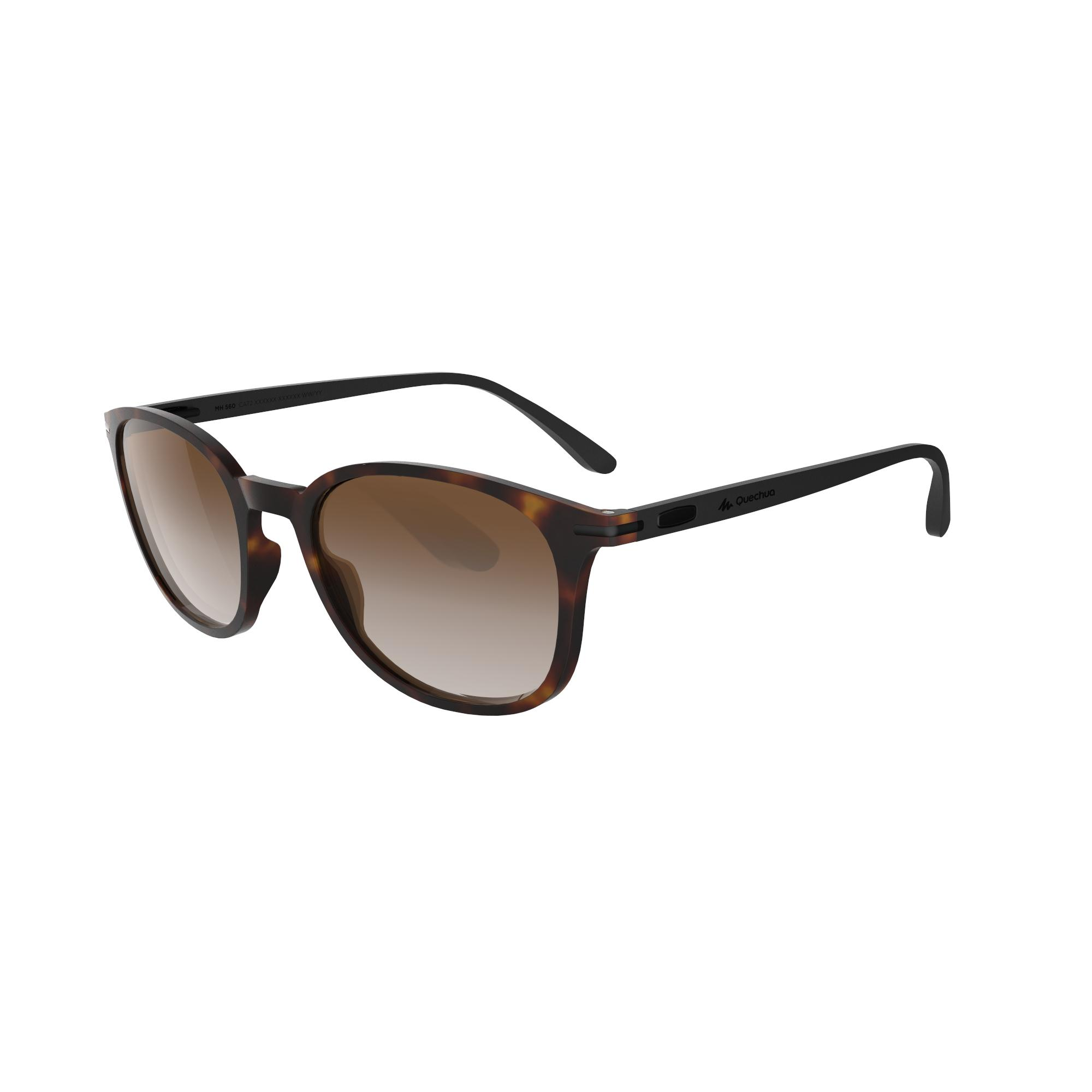 MH 560 Category 2 Hiking Sunglasses - Brown/Green gradation