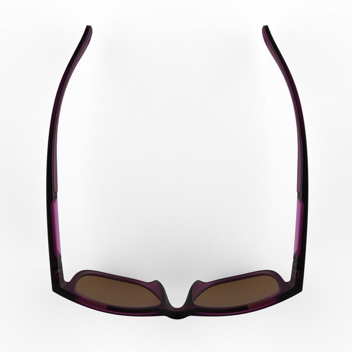 Wandelzonnebril voor volwassenen MH140 Small paars categorie 3