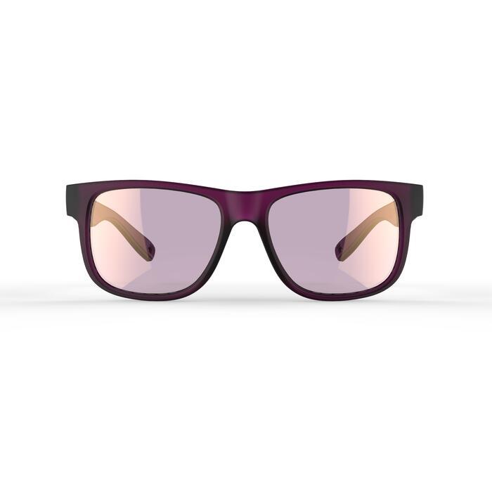Lunettes de soleil de randonnée MH 540 SMALL violettes catégorie 3 - 1253937