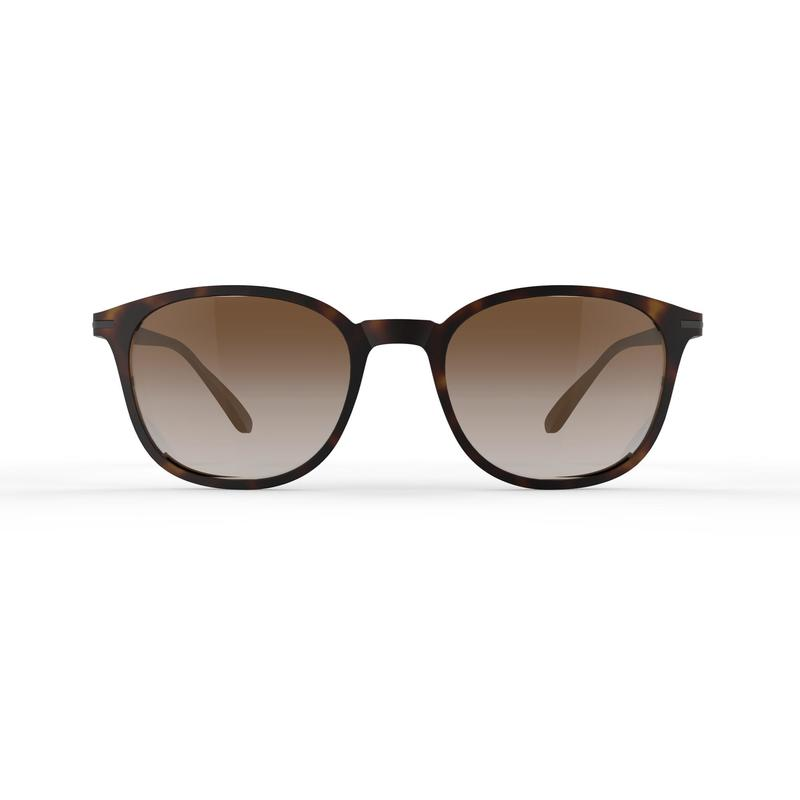 Hiking Sunglasses MH160 Category 2 - Brown