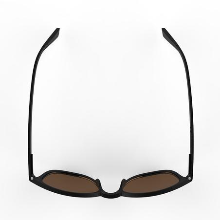 Kacamata Terpolarisasi Kategori 3 Untuk Mendaki MH 160 - Hitam