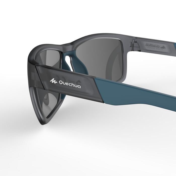 Gafas de sol de senderismo MH 580 grises de categoría 3