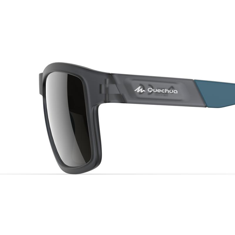 Hiking Sunglasses MH580 Category 3 - Grey