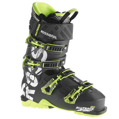 chaussures d'automne gros en ligne sur les images de pieds de CHAUSSURES DE SKI ROSSIGNOL HOMME ALLTRACK 120 VERTES
