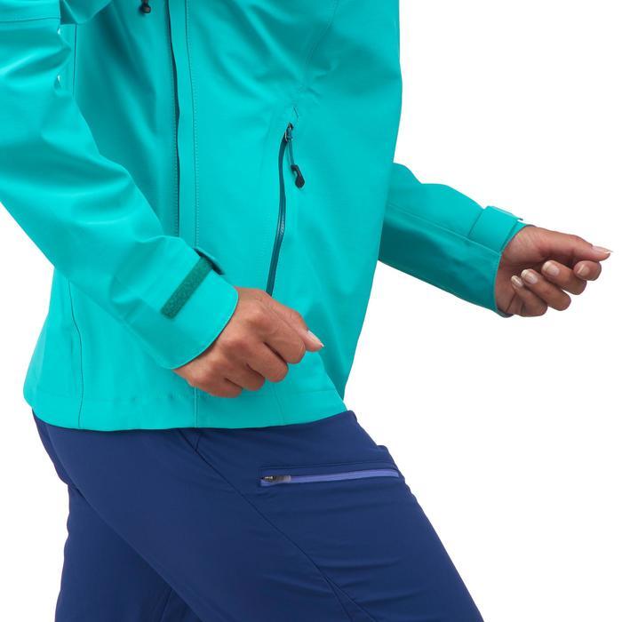 Veste de pluie imperméable de randonnée montagne MH500 Femme - 1254164