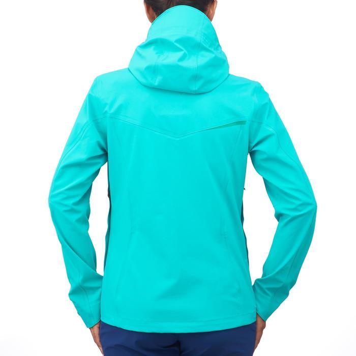 Veste de pluie imperméable de randonnée montagne MH500 Femme - 1254183