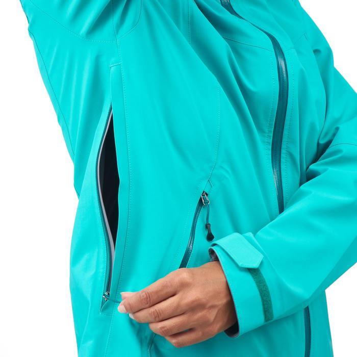 Veste de pluie imperméable de randonnée montagne MH500 Femme - 1254200