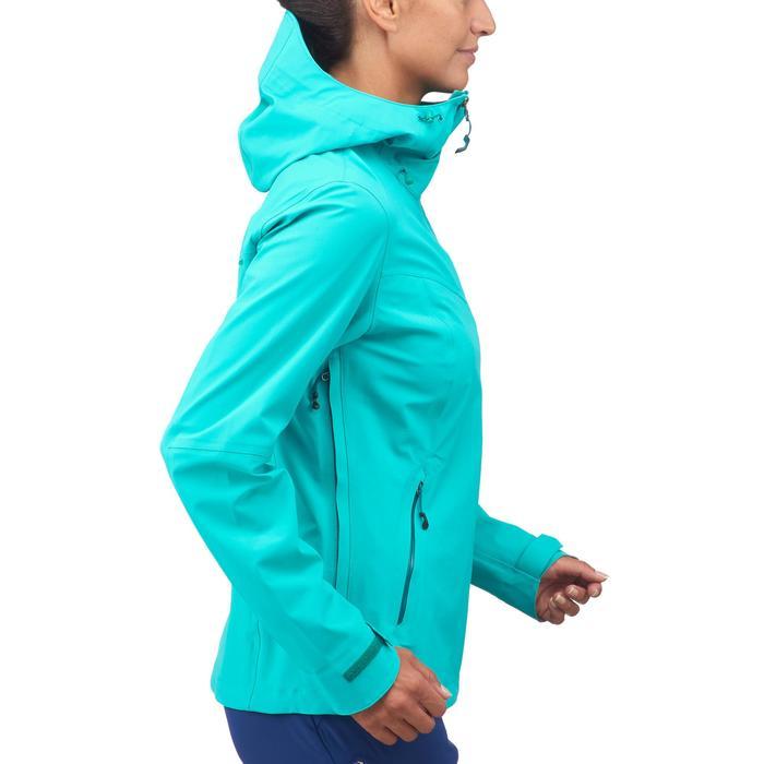 Veste de pluie imperméable de randonnée montagne MH500 Femme - 1254274