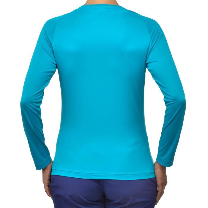 Tee-Shirt manches longues randonnée Techfresh 50 femme - 1254289