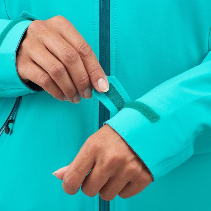 Veste de pluie imperméable de randonnée montagne MH500 Femme - 1254290