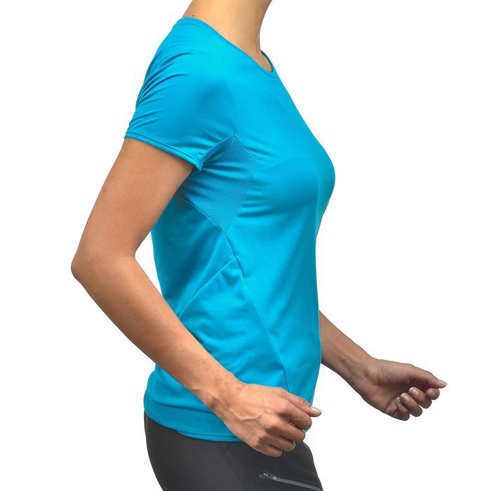 T-Shirt manches courtes de randonnée montagne MH100 femme - 1254310