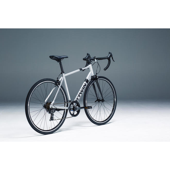VELO ROUTE TRIBAN 100 GRIS - 1254397
