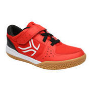 BS730 JR Kids' Badminton Shoes - Red