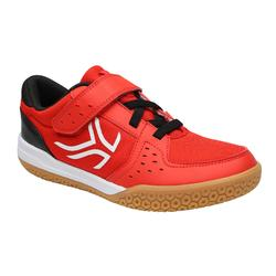 Badmintonschoenen voor kinderen BS730 rood
