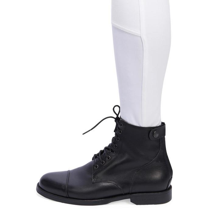 Pantalon Concours équitation homme BR140 basanes agrippantes blanc - 1254893
