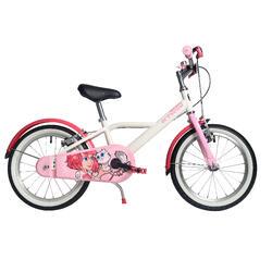 16吋4到6歲自行車500-護士女孩款