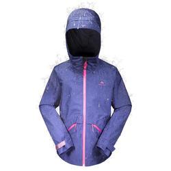 Children's purple MH550 hiking jacket