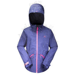 Children's purple MH550 hiking jacket