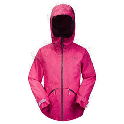 MH550 Children's Hiking Jacket - Pink
