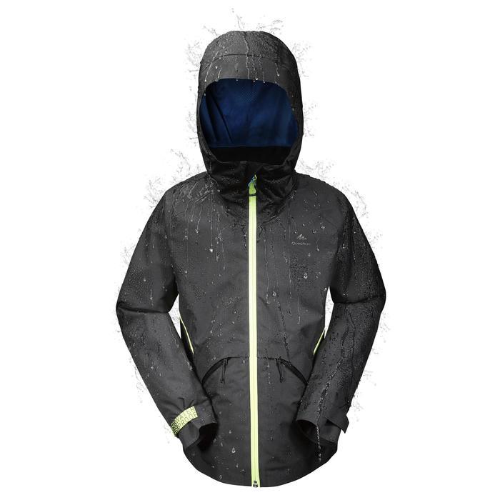 Veste de randonnée enfant Hike 900 bleue - 1255076