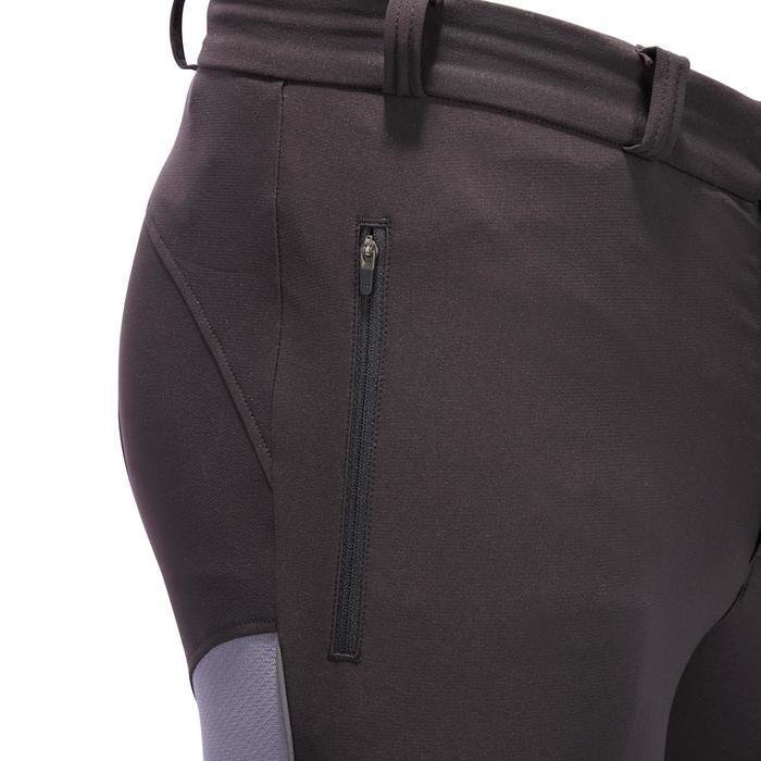 Pantalon équitation homme BR500 MESH noir