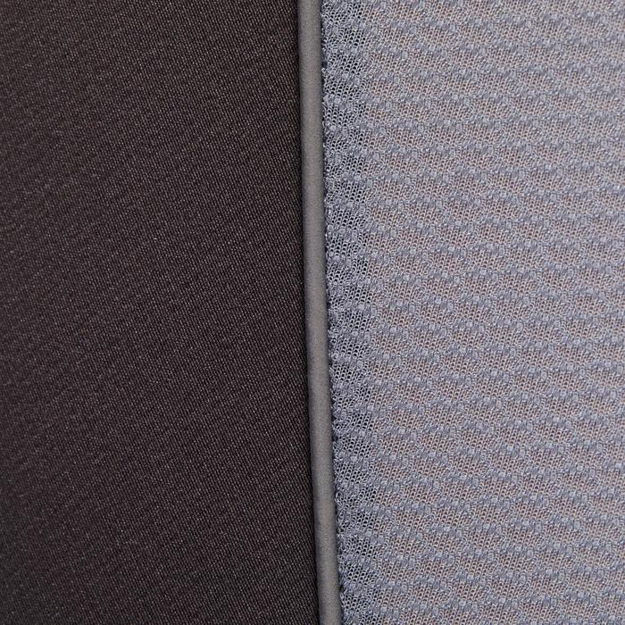 Rijbroek voor heren BR500 mesh zwart