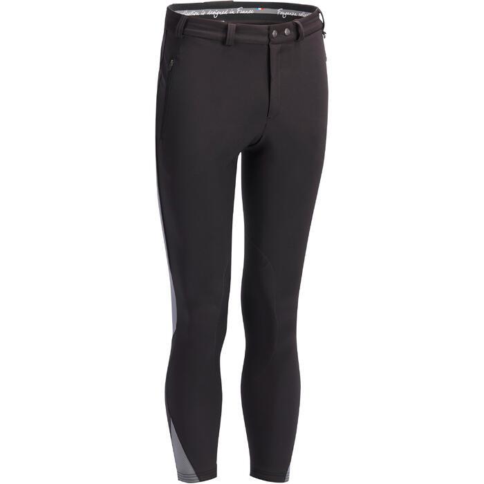 Pantalon équitation homme BR500 MESH - 1255243