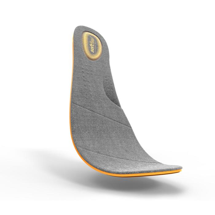 Zapatillas de marcha deportiva para hombre HW 500 mesh grises