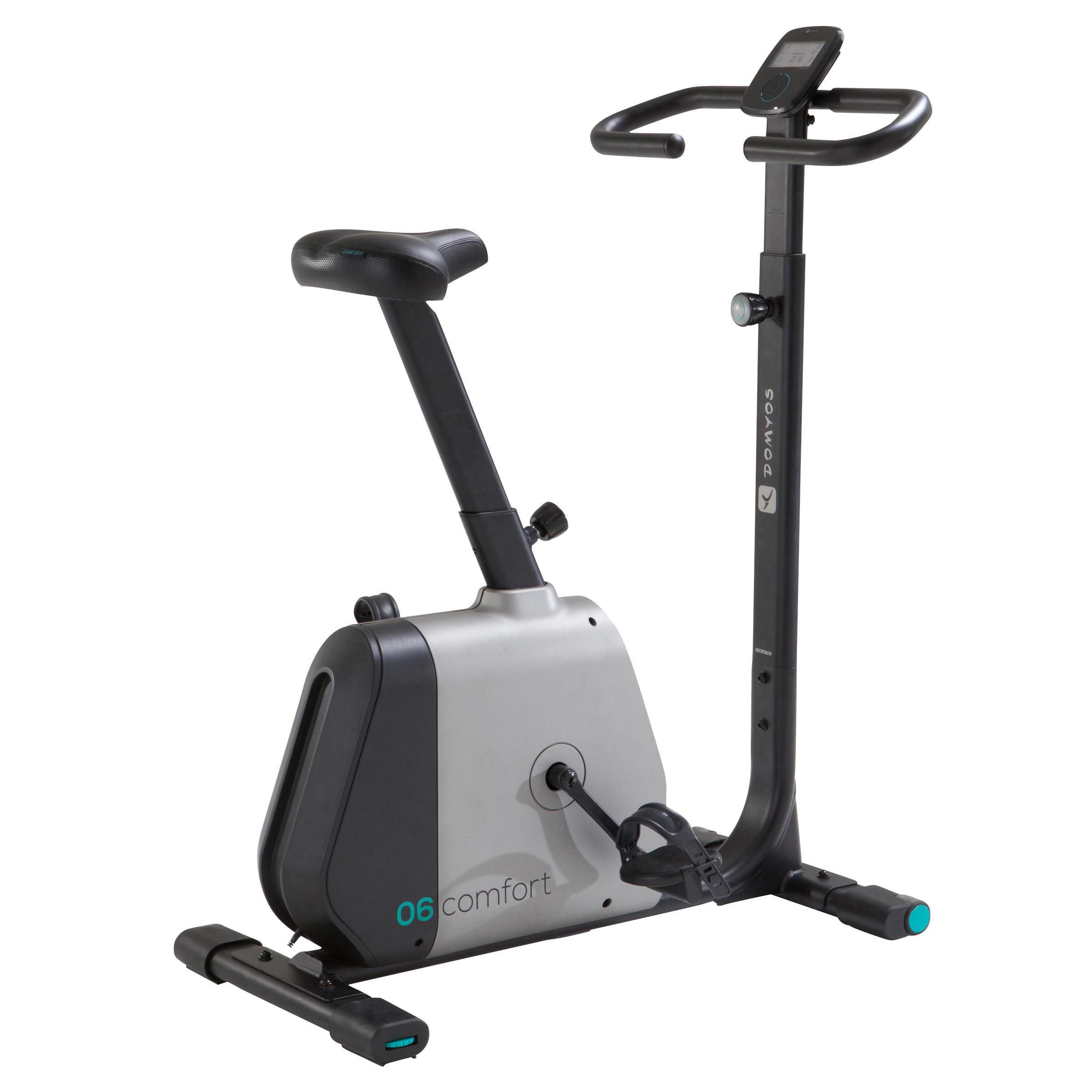 Hometrainer domyos kopen online internetwinkel - Velo fitness appartement ...