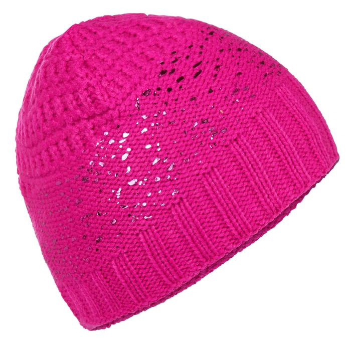 BONNET DE SKI ENFANT METALLIC - 1255409