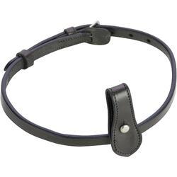 Nose band ruitersport 580 zwart - maat paard