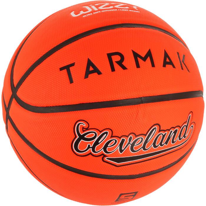 Ballon de basket enfant Wizzy Playground taille 5. - 1255587