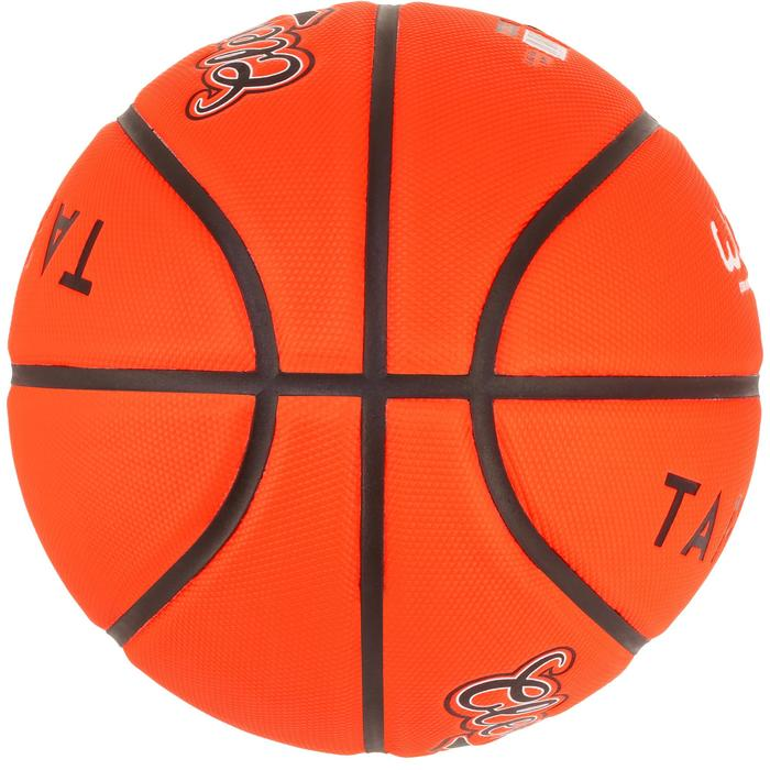 Basketbal voor kinderen Wizzy Cleveland oranje maat 5.